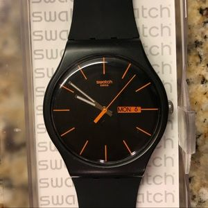 Swatch Accessories - 🇨🇭Swatch - Men's, Perfect Conditon, In Box